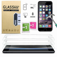 Tempered UltraThin Glass For iPhone 6 6s 7 8 Screen Protector 9H Hardness 2 Pack