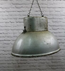 Very Large Factory Lamp - Industrial Loft
