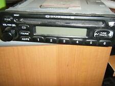 2002 Kia Sedona Radio Cd Player Used