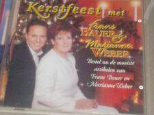 FRANS BAUER & MARIANNE WEBER - KERSTFEEST (2001) Jingle Bells, Kling Klokje....