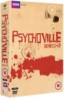 Neuf Psychoville Série 1 Pour 2 Complet Collection DVD Région 2