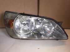 2001 LEXUS IS200 IS300 PASSENGER HEADLIGHT HEAD LIGHT RIGHT SIDE ONE FIX BROKEN