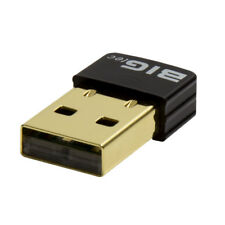 BIGtec vergoldet 150Mbit nano micro mini USB WLAN Stick Dongel Netzwerkadapter