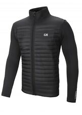 Cutter & Buck Mens Quilted Insulated Padded Jacket Grey Charcoal/Black XL BNWT