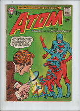 Atom #11 vg to vg+
