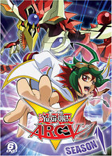 Yu-Gi-Oh Arc V: Season 1 - 6 DISC SET (2017, REGION 1 DVD New)