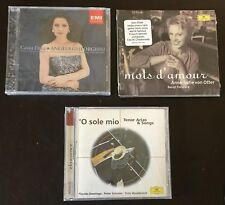 CD- 3 Disc Compilation - K-8: 'O Sole Mio, mots d'amour, Casta Diva