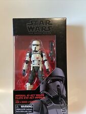 HASBRO STAR WARS BLACK SERIES 6 INCH IMPERIAL AT-ACT DRIVER TARGET EXCLUSIVE