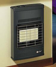 Stufa a gas infrarossi Sicar Eco40 GPL a parete o pavimento ok
