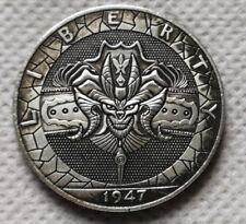HOBO Nickel Coin 1947 Walking Liberty Half Dollar Coin Best Gift