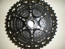 Sunrace MS8 11-Speed Wide Range 11-46 Tooth Cassette Shimano/SRAM Black NEW!