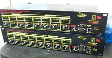 Two Digital Loggers Redundant Ethernet Power Switch Switches
