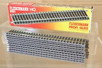 FLEISCHMANN 6101 PROFI GLEIS STRAIGHT TRACK 200mm LONG BOXED nn