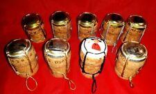 Lots et collections capsules mousseux, crémant