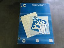 Cummins L10G (Natural Gas) Engines Troubleshooting and Repair Manual  3666207