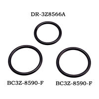 For Ford F-150 Coolant Hose Replacement O-Rings DR-3Z8566-A BC3Z-8590-F