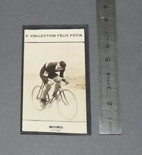 PHOTO IMAGE FELIX POTIN 2ème ALBUM 1907 CYCLISME MOMO ITALIA CICLISMO CYCLING