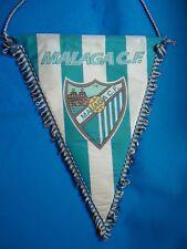 SOCCER PENNANT FLAG MALAGA C.F. SPAIN 360mm