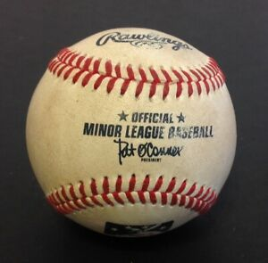 Vintage Rawlings Official Minor League Baseball Pat O'Conner Used