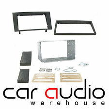 Connects2 CT23FD05 Ford Mondeo 2002- 07 Car Stereo Double DIN Black Fascia Panel