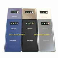 Battery Cover Glass Housing Rear Back Door Lens For Samsung Galaxy Note 8 N950