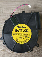 Ventilateur Fan Induction Nidec Gamma32 D12F-12B2S1
