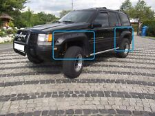 JEEP GRAND CHEROKEE ZJ 1992 - 1998 WHEEL ARCH - FENDER FLARES EXTENSIONS NEW