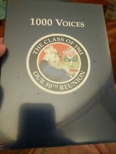New DVD: Yale Bulldogs Class of 1961 Fiftieth 50th Reunion 2001 - 1000 Voices