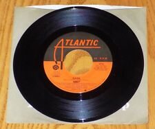 ABBA ELAINE & THE WINNER TAKES IT ALL 45RPM RECORD ATLANTIC 1980 VINTAGE