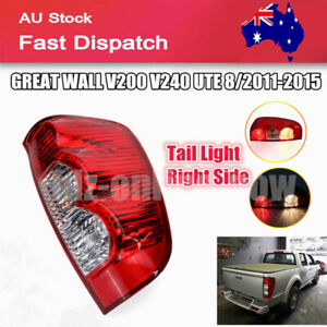 Tail Light Rear Lamp For GREAT WALL V200 V240 UTE 8/2011-2015 RH Right Driver