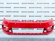 VW Passat R Line 2011-2015 Parachoques Delantero En Rojo Genuino [V974]