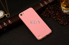 Candy Gel TPU Silicone Shockproof Case Cover Skin for Apple ipod Touch 6 Touch 5