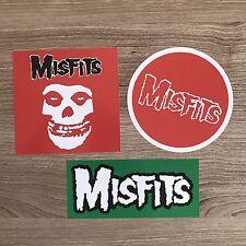 Misfits Vinyl Sticker Set - Free Shipping
