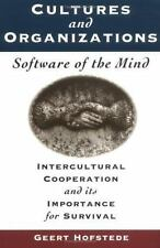 Cultures and Organizations : Software of the Mind by Geert Hoftstede (1996, Pap…