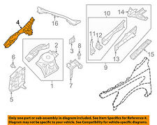 NISSAN OEM 13-15 Altima FENDER-Apron Reinforcement Right F41803TAMA