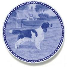 English Springer Spaniel - Dog Plate made in Denmark from the finest European Po