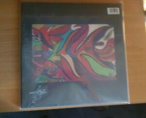 Current 93 Soft Black Stars Vinyl Signed By David Tibet