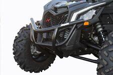 RacePace Front Bumper for Can-Am Maverick X3 by  Dragonfire Racing (black)