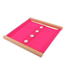 Montessori Materials Kids Early Education Game Daily Life Clothing Box Toys