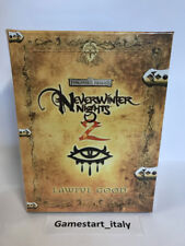 NEVERWINTER NIGHTS 2 LAWFUL GOOD COLLECTOR'S EDITION - PC - NUOVO NEW ITA