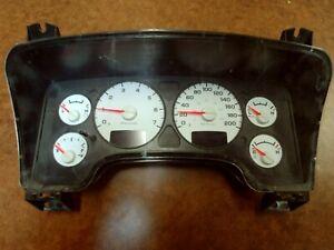 2002 Dodge Ram Gas Speedometer Gauge Cluster 280K