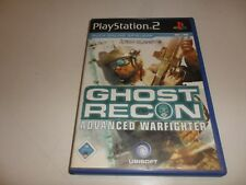 PLAYSTATION 2 PS 2 Tom Clancy's Ghost Recon Advanced Warfighter