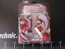 Monsuno  Figure Starter Pack 1 Animal + 1 Core + Card dragonburn