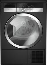 GRUNDIG GTN38250HGCB 8KG Heat Pump A++ Rated Tumble Dryer Black - Sensor Dryer