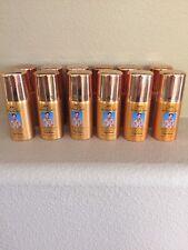 Lot Of 8 Sally Hansen Airbrush Sun Spray-On Tan for Body 1 Oz Each Total 8 Oz