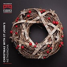 Christmas with St John's, New Music