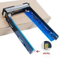 For HP 651314-001 Gen8 Drive Caddy 3.5 HDD Tray ProLiant DL380p DL360p DL385 G9