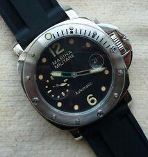 Reloj Hombre Marina Militare - 44 mm Seagull 2555 automatico carcasa Matt ungetragen