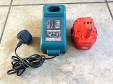 Makita Nickel-Cadmium (NiCd) Power Tool Battery Chargers