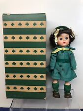 """8"""" Vintage Mint Terri Lee Ginger Girl Scouts Doll With Adorable Outfit & Box"""
